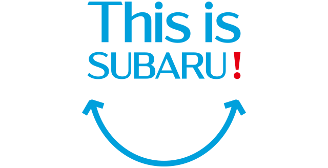 This is SUBARU!