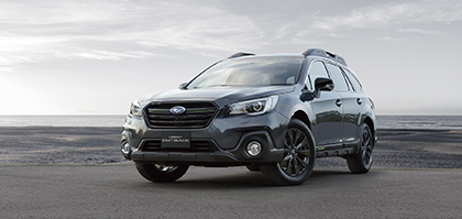SUBARU 60周年 特別記念車 LEGACY OUTBACK X-BREAK 発売 [LEGACY OUTBACK Limited 特別仕様車]