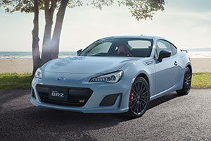 SUBARU BRZ Cool gray khaki Edition