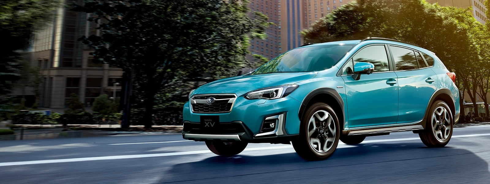 SUBARU XV 2.0i-S EyeSight サイドスタイル2